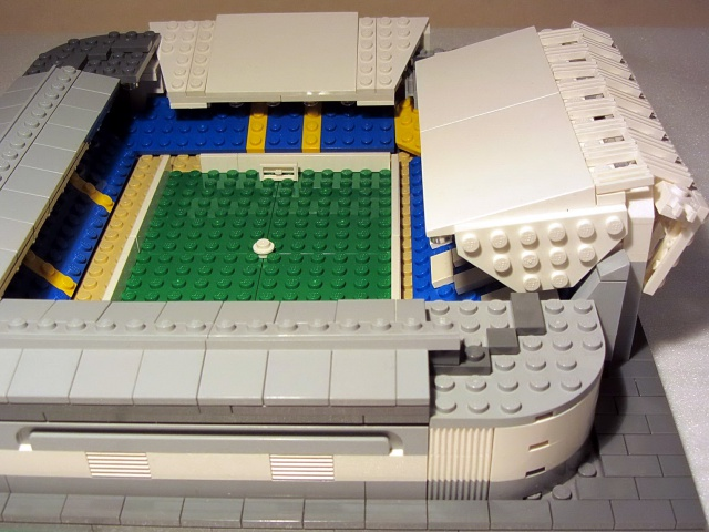 auftragsarbeit fu ballstadion des leeds united fc lego bei gemeinschaft. Black Bedroom Furniture Sets. Home Design Ideas