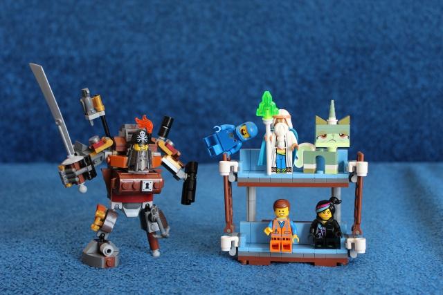 Re Set Rezension Eisenbarts See Kuh 70810 Lego Bei 1000steine