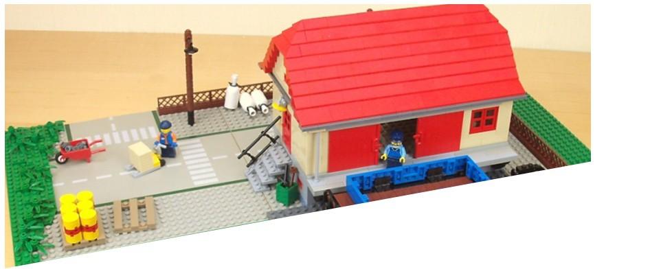 Planung Lego City Eisenbahn Lego Bei 1000steinede