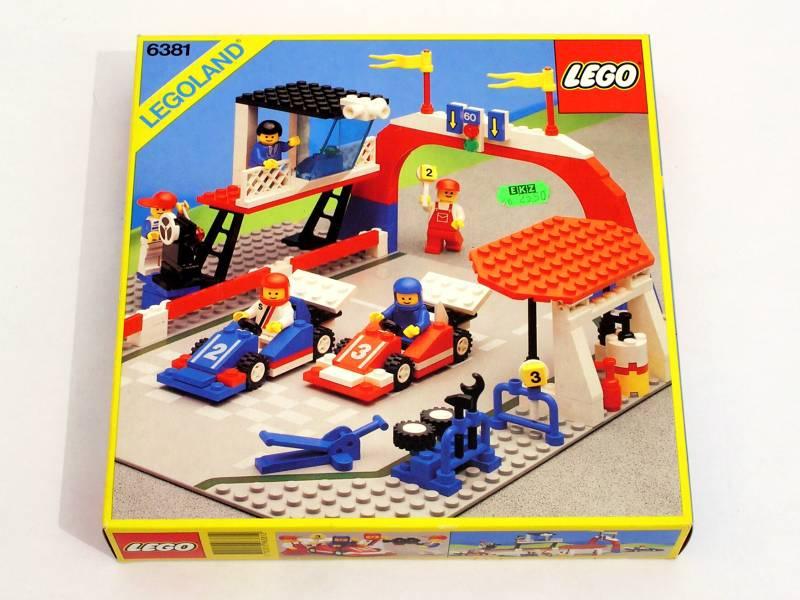 Erstes Lego