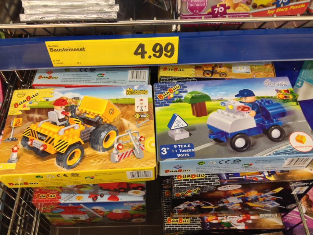 Lego Plagiate