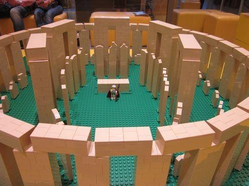 stonehenge lego bei gemeinschaft forum. Black Bedroom Furniture Sets. Home Design Ideas