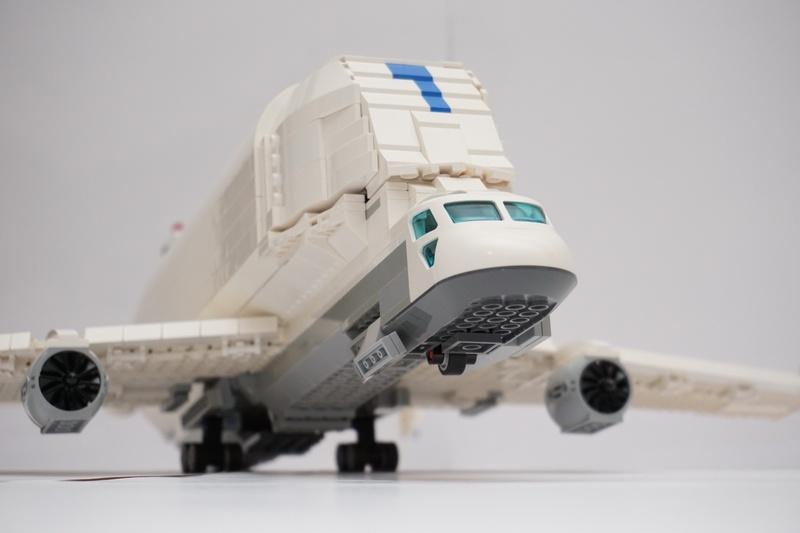 Lego airbus beluga
