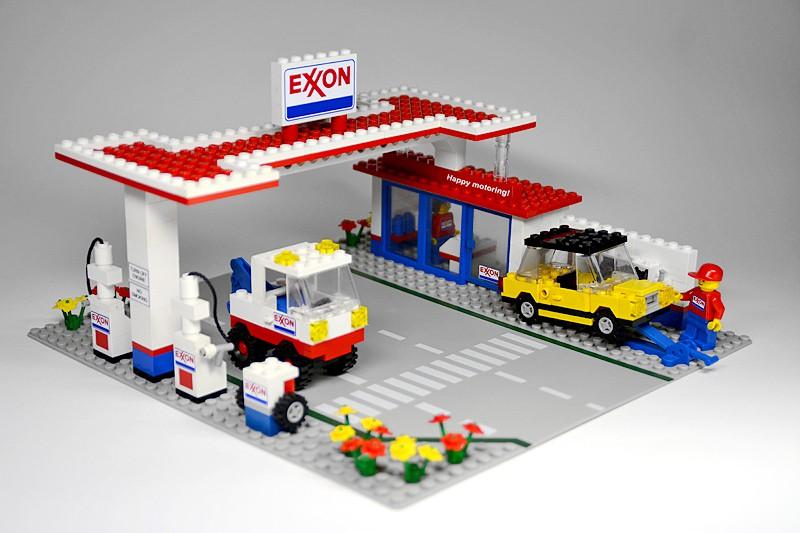 exxon tankstelle ein vergleich kein mdm lego bei. Black Bedroom Furniture Sets. Home Design Ideas