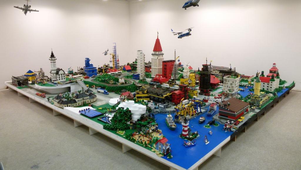 Re: Beleuchtung in einer Legostadt :: LEGO bei