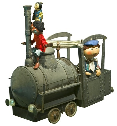 Jim Knopf Und Lukas Der Lokomotivfuhrer Emma Lego Bei 1000steine De Gemeinschaft Forum
