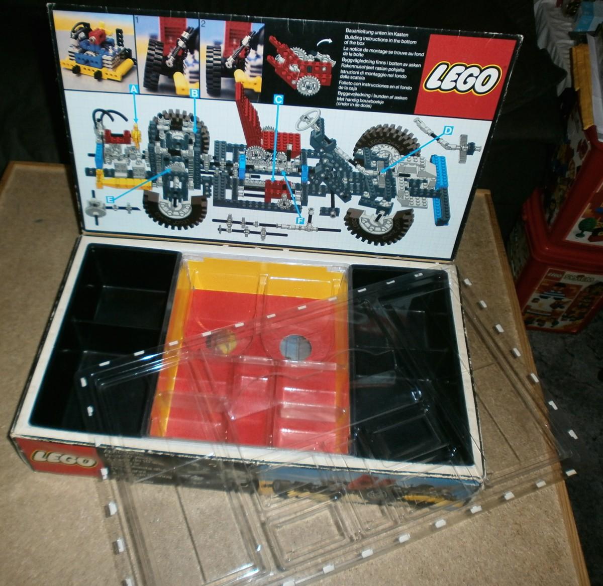 Lego Technic Modelle Lego Bei 1000steinede