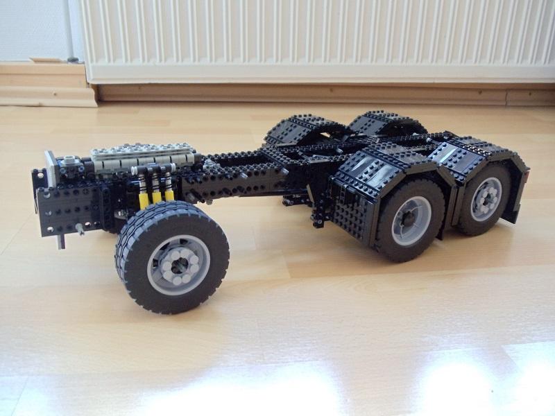 Re: Volvo FH :: LEGO bei 1000steine.de :: Gemeinschaft :: Forum