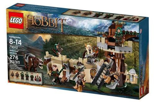 sets von the hobbit alles neu ovp misb lego bei. Black Bedroom Furniture Sets. Home Design Ideas