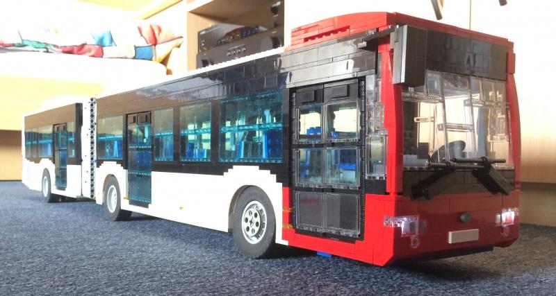 Mercedes Benz Bus Prix