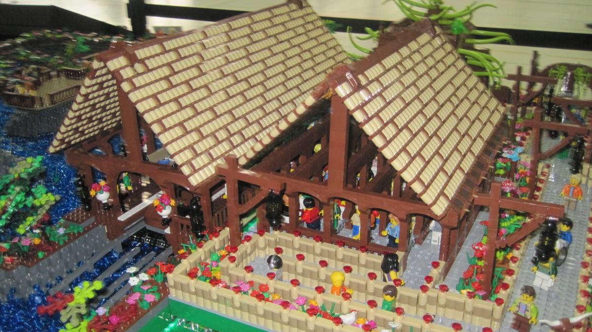 Tiroler Wildwasserbahn Lego Bei 1000steinede Gemeinschaft
