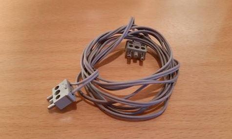 Re Stromkabel 12v Aneinanderschliessen Verlangerung Lego Bei