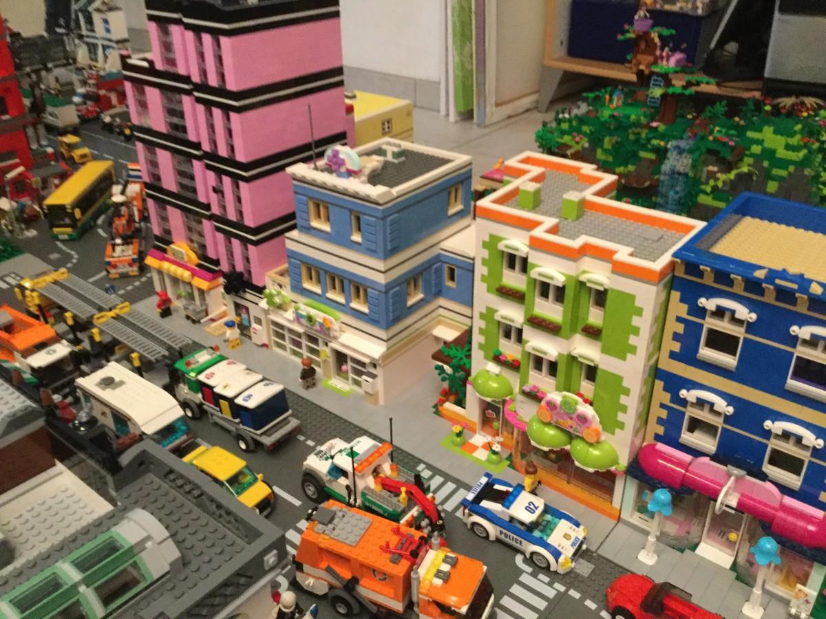 Re Lego Friends Und Lego City Sinnvoll Kombinieren Und Aufbauen