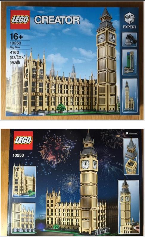 re big ben 10253 bilder vom set geleaked lego bei. Black Bedroom Furniture Sets. Home Design Ideas
