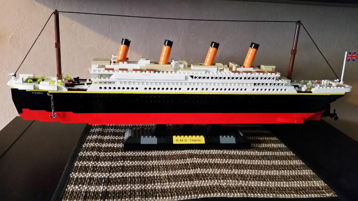 titanic lego bei gemeinschaft forum. Black Bedroom Furniture Sets. Home Design Ideas