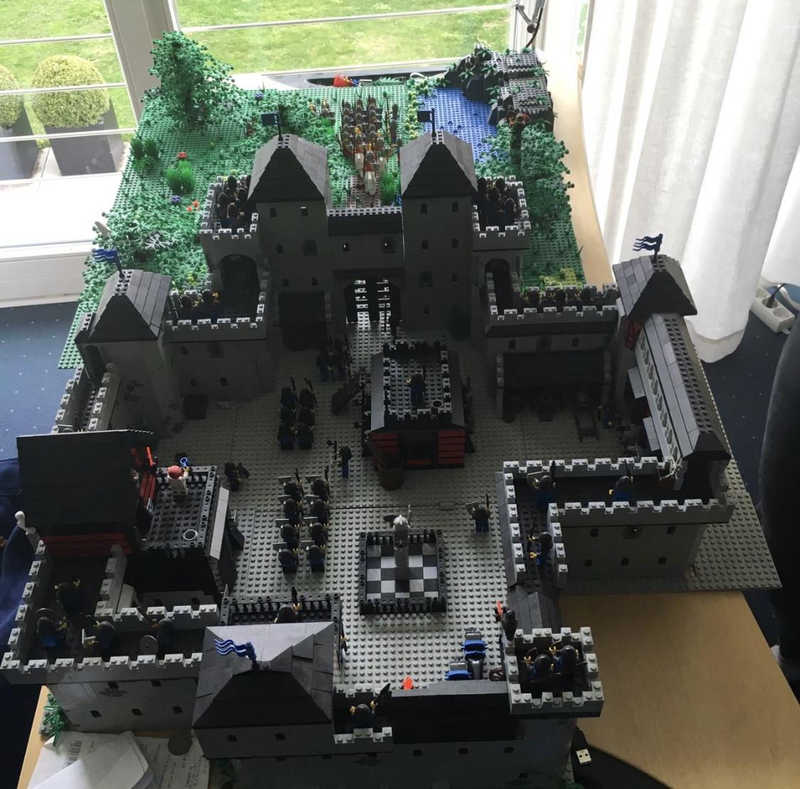 Lego Ritter