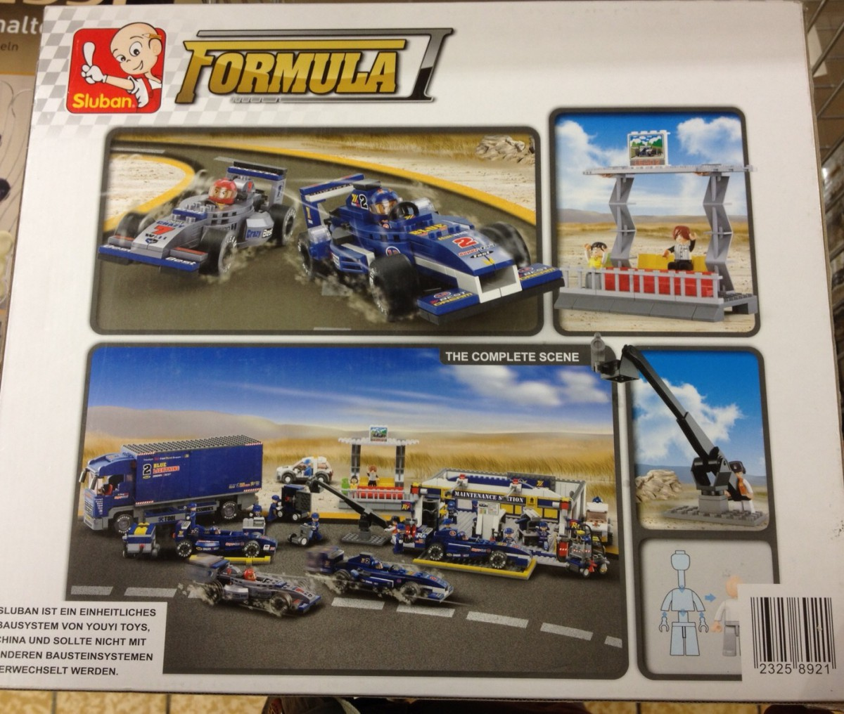 Lego Nachmache