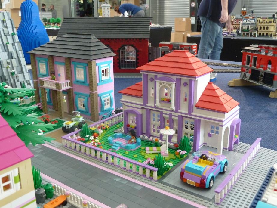 Lego Friends Haus Selber Bauen Lego Duplo Fussballstadion Selber