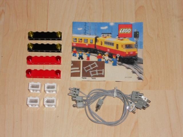 Re Eisenbahn 12 Volt Beleuchtung Lego Bei 1000steinede
