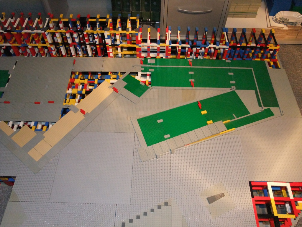 steinford oberdorf making of teil 2 lego bei. Black Bedroom Furniture Sets. Home Design Ideas
