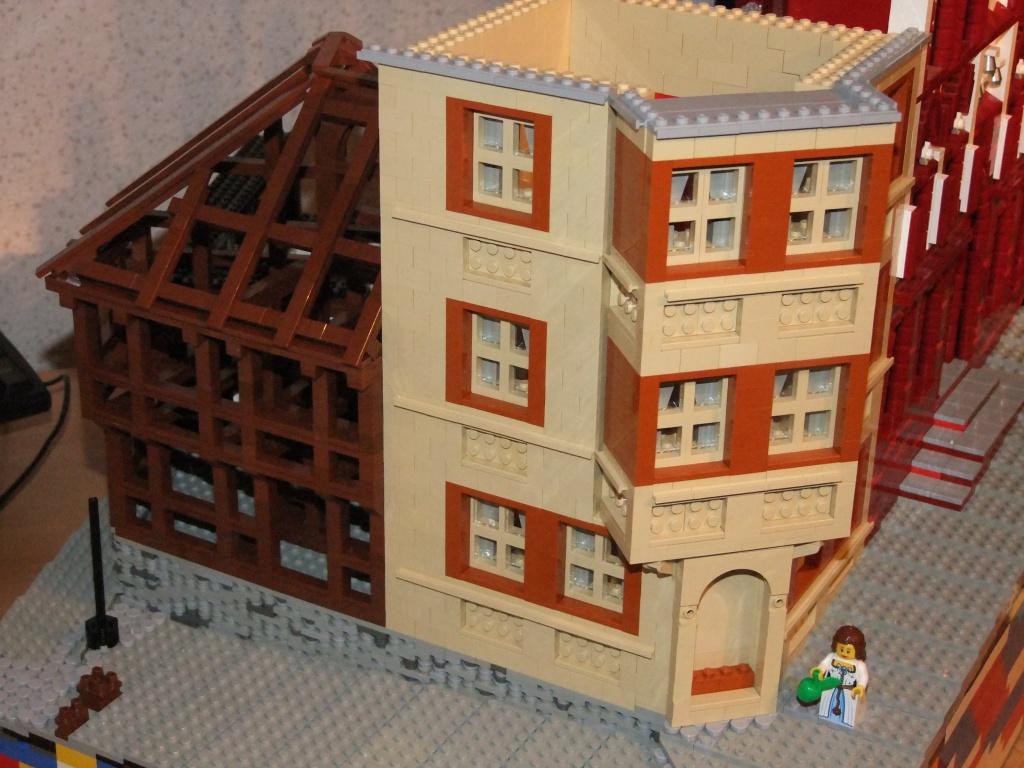 Steinford-Oberdorf - Making of (Teil 14) :: LEGO bei 1000steine.de ...