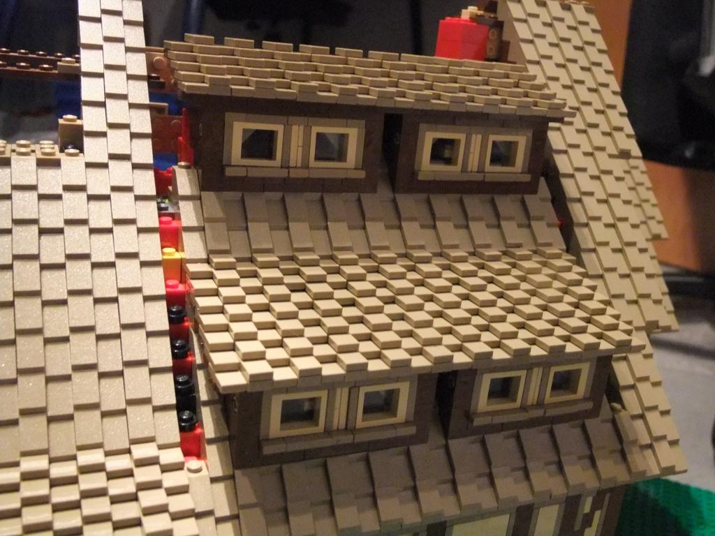 Steinford-Oberdorf - Making of (Teil 21) :: LEGO bei 1000steine.de ...