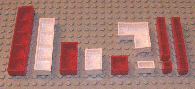 Erste Deutschen Lego Steine Lego Bei 1000steinede