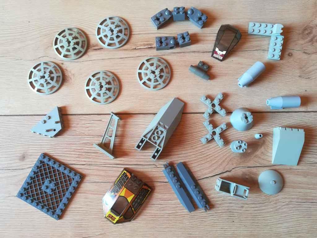 1114 # LEGO Bau- & Konstruktionsspielzeug LEGO Bausteine & Bauzubehör Lego Stein 1x1 Dunkelblau 8 Stück