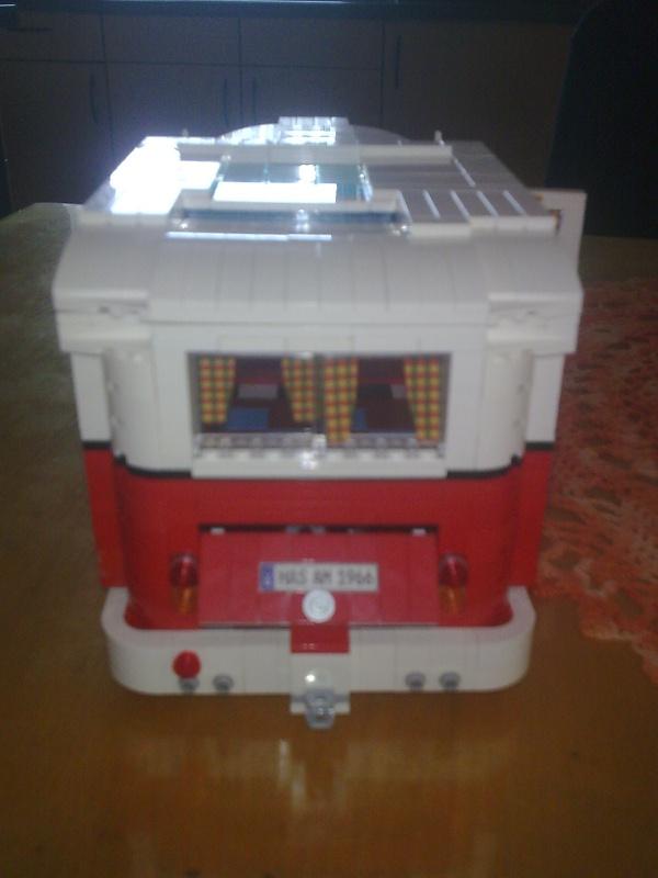 vw bus t1 umbau lego bei gemeinschaft. Black Bedroom Furniture Sets. Home Design Ideas