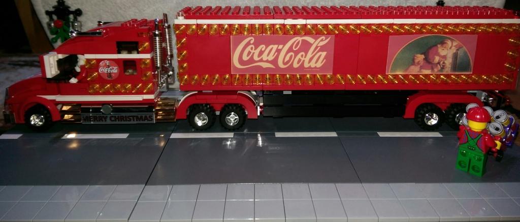 coca cola weihnachtstruck 6 wide lego bei. Black Bedroom Furniture Sets. Home Design Ideas
