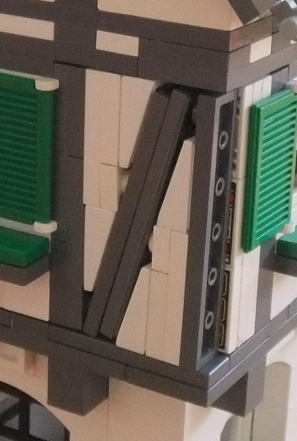 neue apadifa bautechnik f r fachwerk mit echten diagonalbalken lego bei. Black Bedroom Furniture Sets. Home Design Ideas