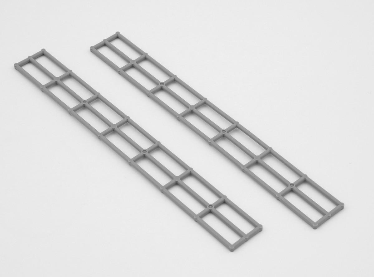 2x gitter 4502460 f r ucs millennium falcon 10179 lego. Black Bedroom Furniture Sets. Home Design Ideas