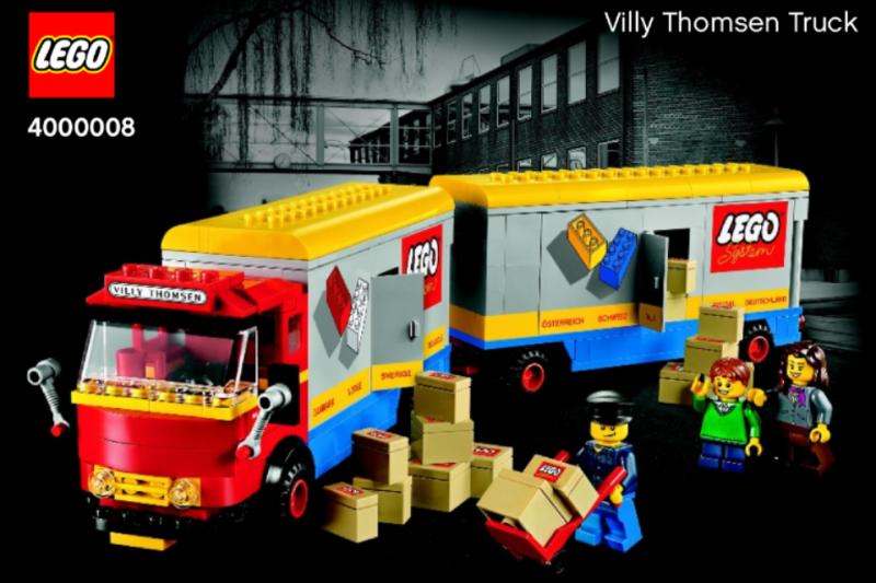 re set 4000008 lego truck bauanleitung gesucht lego bei gemeinschaft. Black Bedroom Furniture Sets. Home Design Ideas