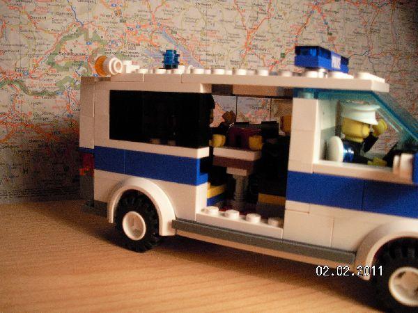 re t5 polizeibus lego bei. Black Bedroom Furniture Sets. Home Design Ideas