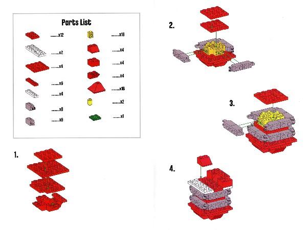 lego anleitungen f r mini freiheitsstatue u a lego bei gemeinschaft forum. Black Bedroom Furniture Sets. Home Design Ideas