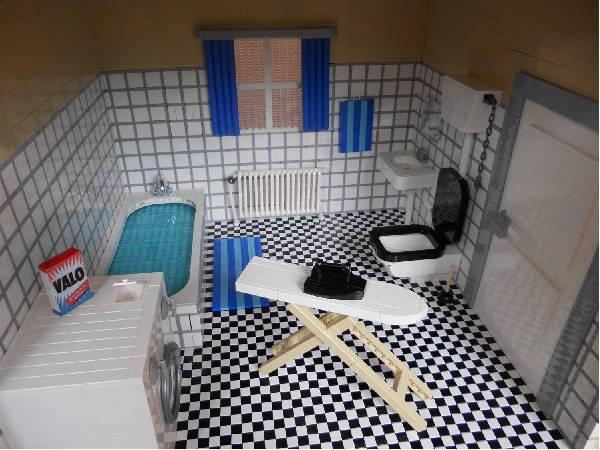 das lego maskottchen in seinem haus anno 1958 lego bei gemeinschaft forum. Black Bedroom Furniture Sets. Home Design Ideas