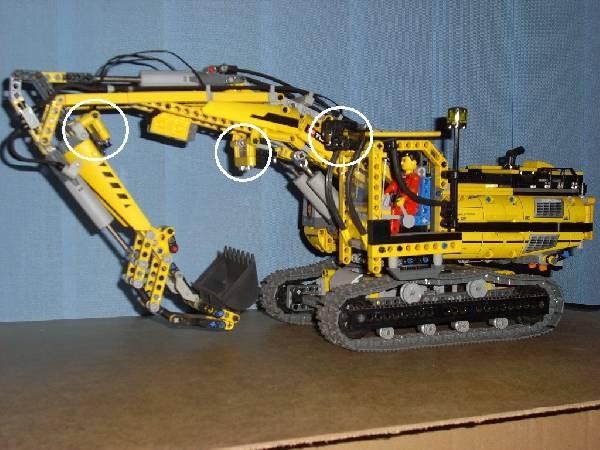 Lego Led Beleuchtung | Re Jurgens Technic Corner Lego Bei 1000steine De
