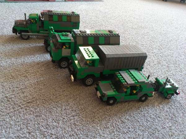 lego ddr fahrzeuge nva trabant w50 1000steine gemeinschaft forum re meine mal hier mini