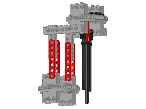 re dreh und hebe achse mit 2 antrieben lego bei. Black Bedroom Furniture Sets. Home Design Ideas