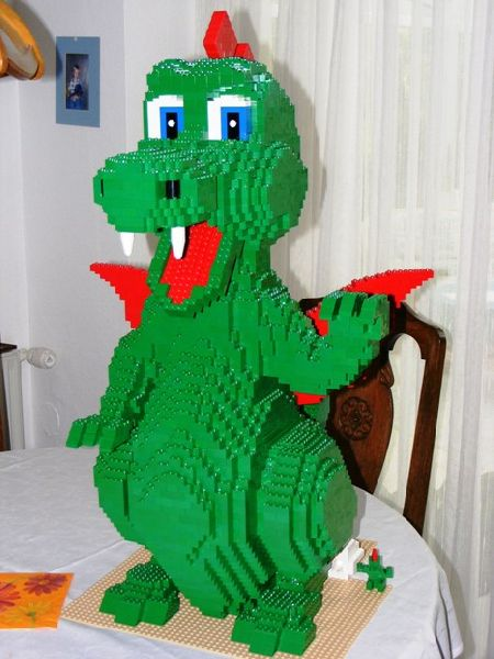 re vatertag ollie the dragon in sch n gro lego bei. Black Bedroom Furniture Sets. Home Design Ideas