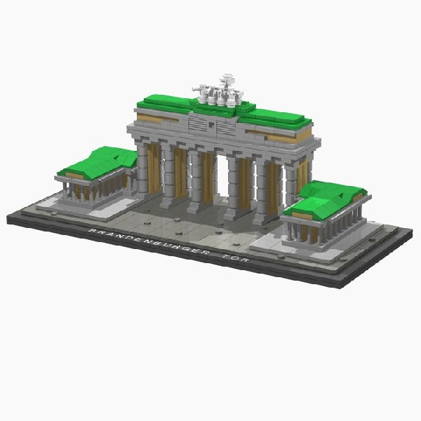 re designbyme brandenburger tor lego bei gemeinschaft forum. Black Bedroom Furniture Sets. Home Design Ideas