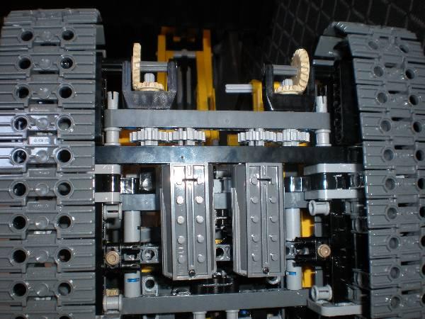 Re Probleme Nicht Nur Bei Dem Set 8043 Raupenbagger Lego Bei