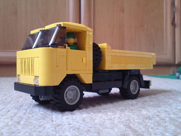 ifa ddr fahrzeuge lego gemeinschaft 1000steine w50 forum re zwei hab gebaut bisher diese ich