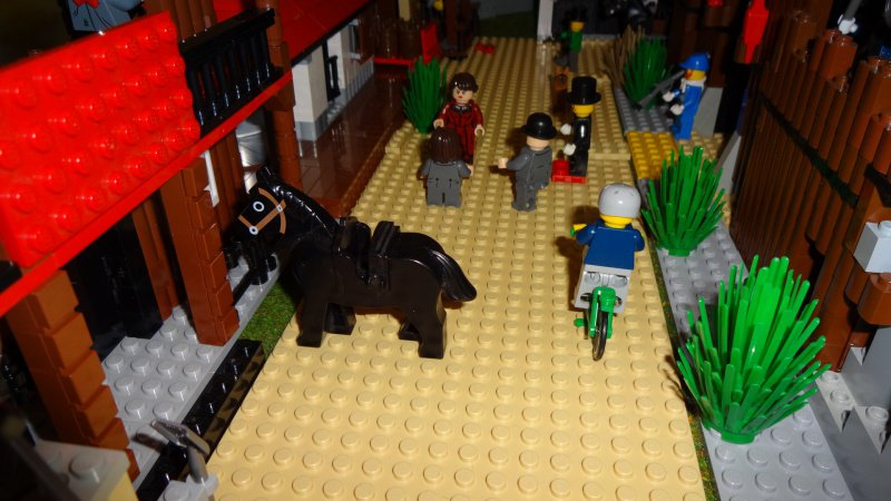 LEGO bei 1000steinede  Modelle  Archiv