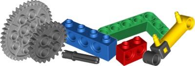 LEGO Bausteine & Bauzubehör Lego einzelteile Baukästen & Konstruktion